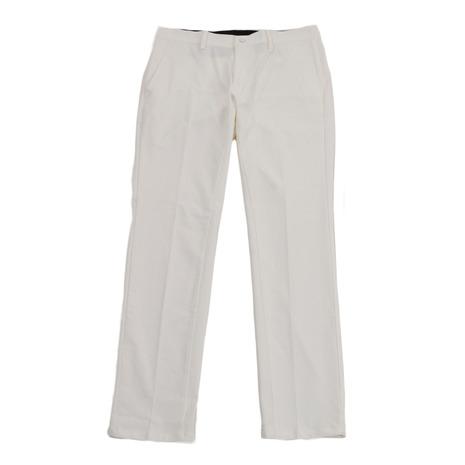 アディダス(adidas) バックプリーツパンツ CCS46-U31014-ホワイト-18FW (Men's)