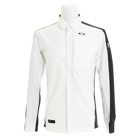 オークリー(OAKLEY) ゴルフウェア メンズ SKULL SY 長袖シャツ 401912JP-100 (Men's)