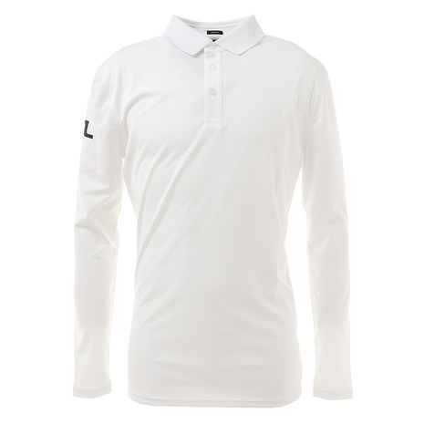 Jリンドバーグ(J.LINDEBERG) ゴルフウエア メンズ Otis slim-TX Jersey 長袖ポロシャツ 071-21912-004 (Men's)