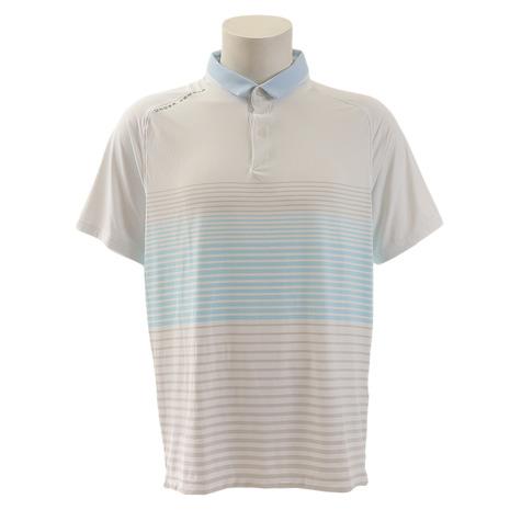 アンダーアーマー(UNDER ARMOUR) アイソチル パワープレイポロシャツ #1327034 WHT/MGA GO (Men's)