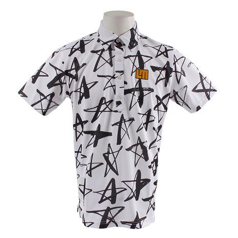 ラウドマウス(LOUDMOUTH) ゴルフウェア メンズ 半袖シャツ 768604-118 (Men's)