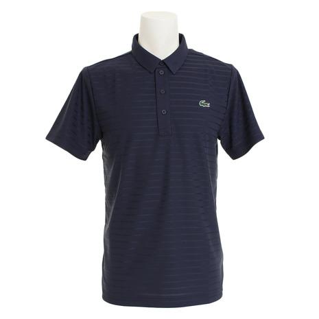 ラコステ(LACOSTE) ゴルフウェア メンズ 半袖ポロシャツ DH8132L-166 (Men's)