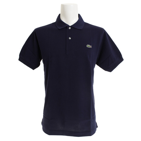 ラコステ(LACOSTE) L.12.12 無地ポロシャツ L1212AL-166 (Men's)