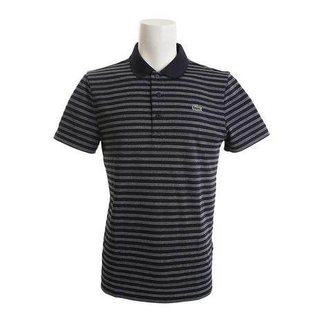 ラコステ(LACOSTE) ボーダーポロシャツ DH2100-525 (Men's)