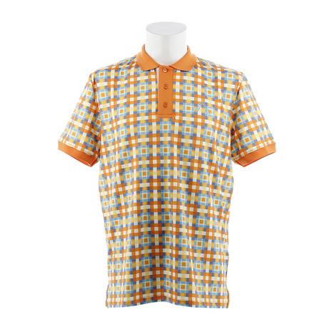 アルベルト(Albelt) ゴルフウェア メンズ 半袖ポロシャツ JASPER63018B-AL338 (Men's)