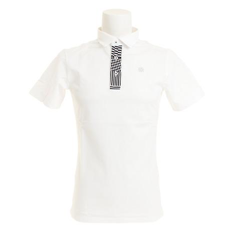 セントアンドリュース(ST.ANDREWS) White Label COOLハイゲージシャツ 042-9160451-030 (Men's)