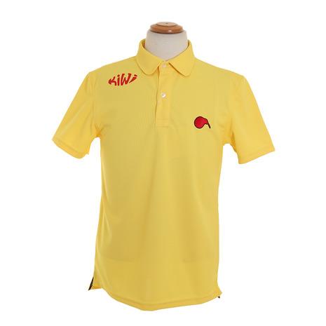 エディットオブキウィ(edit Polo of KIWI) ゴルフウェア Round Collar 4 Round Polo 4 91EK5SP03100M-C055 (Men's), 小高町:beb56a0c --- sunward.msk.ru