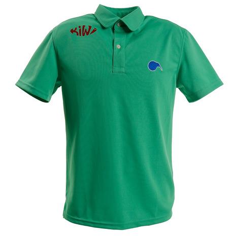 エディットオブキウィ(edit of (Men's) KIWI) KIWI) ラウンドカラー 半袖ポロシャツ 4 4 91EK5SP03100M-C065 (Men's), 小袋ショップ:2b4b48d2 --- sunward.msk.ru