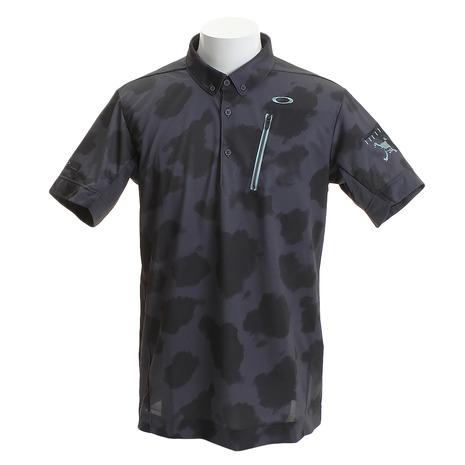 オークリー(OAKLEY) SKULL MOTTLE シャツ 434390JP-25C (Men's)