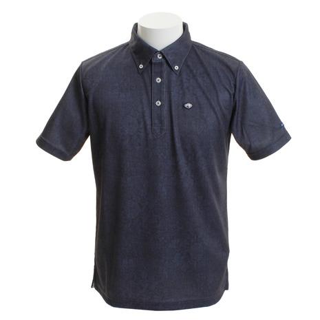 フィドラ(FIDRA) スムースムジポロシャツ FI51TG08 NVY (Men's)