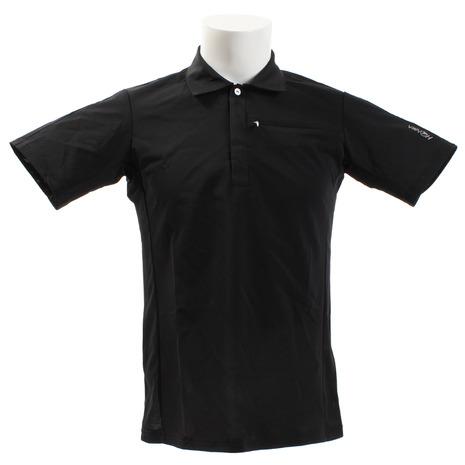 ホンマゴルフ(HONMA) (Men's) ゴルフウェア メンズ ウルビルド4D半袖シャツ メンズ 931-735104BK (Men's), カワネチョウ:29638ef3 --- sunward.msk.ru
