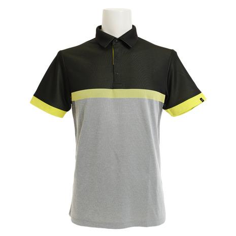 テーラーメイド(TAYLORMADE) (Men's) ゴルフウェア メンズ カラーブロック ゴルフウェア ジャカード LOB87-U24298 半袖ポロシャツ LOB87-U24298 (Men's), アドヴァンス ジャパン:ee703753 --- sunward.msk.ru