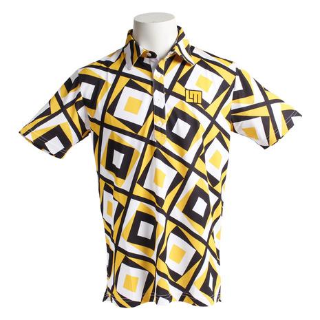 ラウドマウス(LOUDMOUTH) ゴルフウェア メンズ 半袖シャツ 768604-124 (Men's)