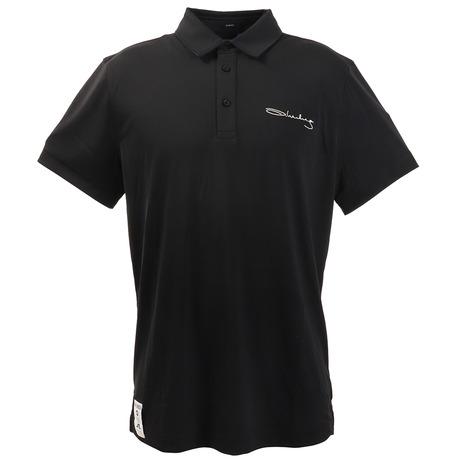 Jリンドバーグ(J.LINDEBERG) ゴルフウェア メンズ 半袖ポロシャツ SLI071-29355-019 (Men's)