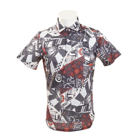 キャロウェイ(CALLAWAY) 17M鹿の子ポロシャツ 241-7257505-030 (Men's)