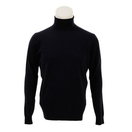 ラコステ(LACOSTE) ゴルフウェア メンズ ウォッシャブル メリノウール セーター AH299EL-166 (Men's)