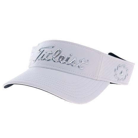 タイトリスト(TITLEIST) ゴルフウェア メンズ ボーケイ サンバイザー HW9VVW-WT (Men's)
