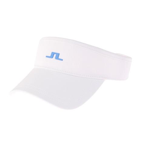 実物 J.LINDEBERG シリコンブリッジ ゴルフサンバイザー 073-54311-004 返品送料無料 メンズ