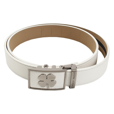 ブラッククローバー(Black Clover) ベルト LUCKY BELT WHT (Men's)