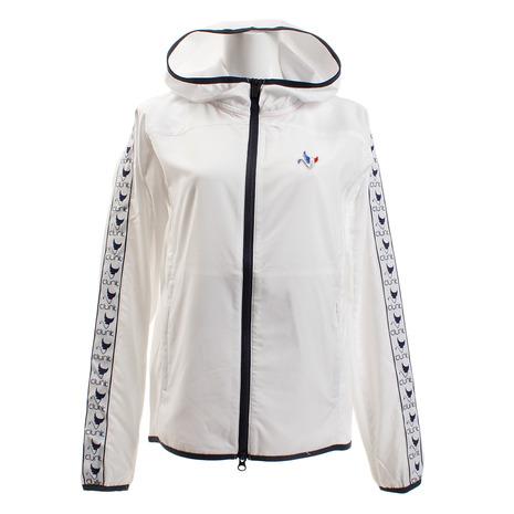 クランク(CLUNK) パッカブルウインドジャケット CL51UY02 WHT (Lady's)