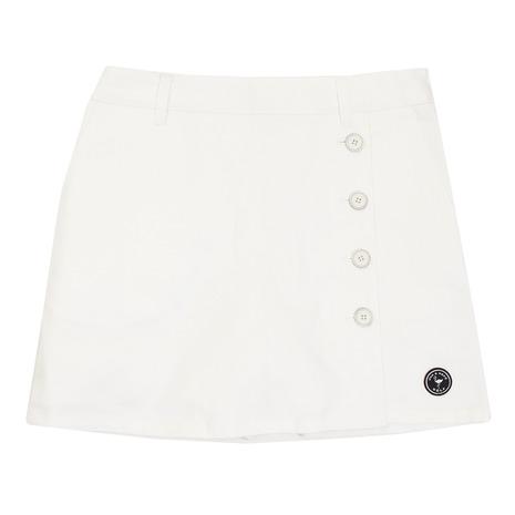ジュンアンドロぺ(JUN&ROPE) ゴルフウェア レディース デニム一体型スカート ERC5800-10 (Lady's)