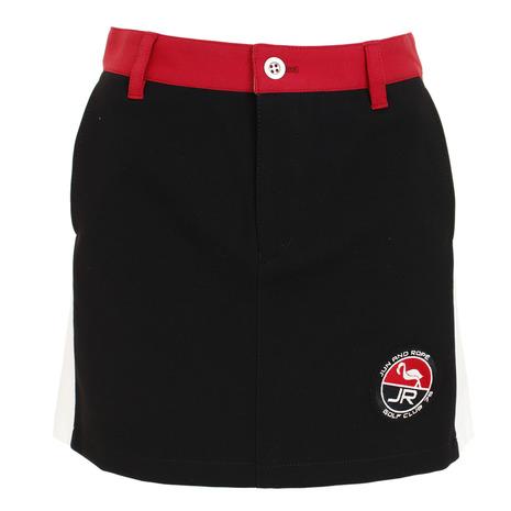 ジュンアンドロぺ(JUN&ROPE) ゴルフウェア レディース ポンチカラーブロックスカート ERC59020-60 (Lady's)