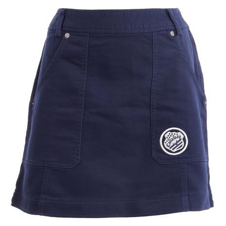 キャロウェイ(CALLAWAY) ストレッチソフトドビースカート 241-9225802-120 (Lady's)