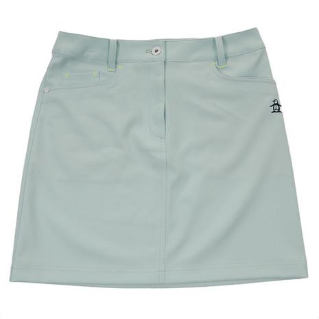 マンシングウエア(MUNSING WEAR) ゴルフウェア レディース ツイルスカート MGWNJE01X-EM00 (Lady's)