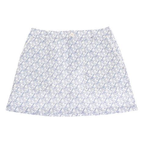 セントアンドリュース(ST.ANDREWS) スカート White COOL Label (Lady's) COOL STAプリント スカート 043-9134452-030 (Lady's), HONEY ME EYES:7f40a107 --- sunward.msk.ru