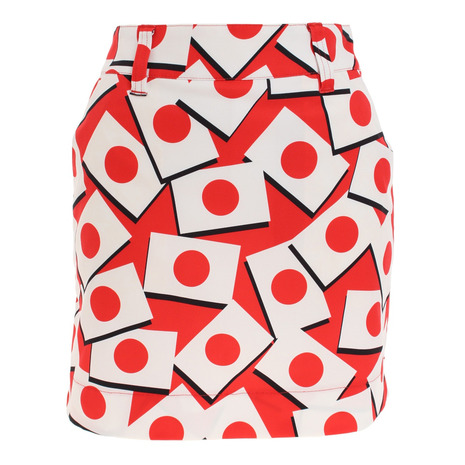 ラウドマウス(LOUDMOUTH) インナー付きスカート Japan Flag 760357-247 (Lady's)