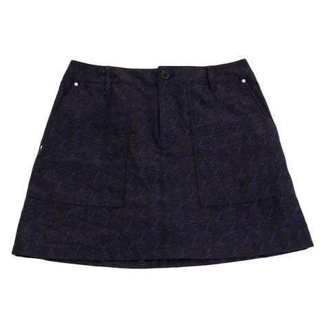 セントアンドリュース(ST.ANDREWS) ゴルフウェア White Label COOL STAプリント スカート 043-9134452-120 (Lady's)