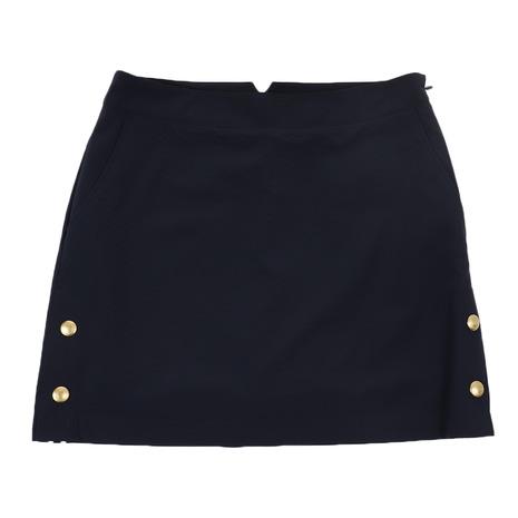 マンシングウエア(MUNSING WEAR) ゴルフウェア レディース ドットメッシュサッカースカート MGWNGE01-NV00 (Lady's)