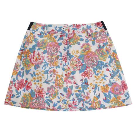 キャロウェイ(CALLAWAY) フラワープリントスカート 241-9125803-030 (Lady's)