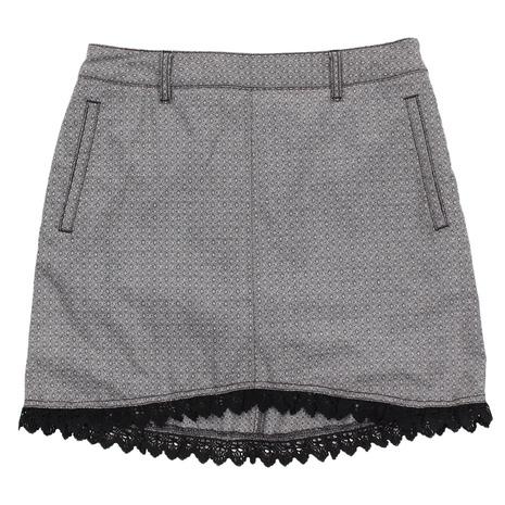 セントアンドリュース(ST.ANDREWS) ゴルフウェア レディース ジャガードストレッチスカート 043-9234752-010 (Lady's)