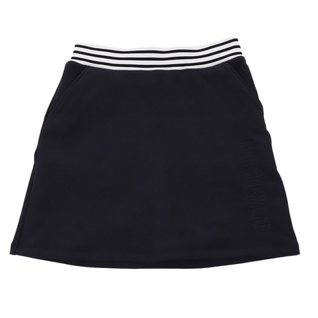 マンシングウエア(MUNSING WEAR) ゴルフウェア レディース ダンボールニットスカート MGWNJE04-NV00 (Lady's)