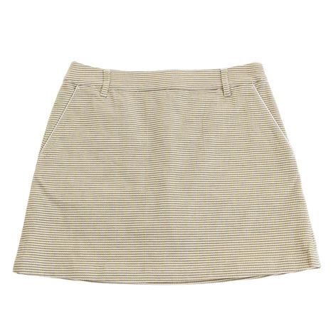 セントアンドリュース(ST.ANDREWS) ゴルフウェア White Label 3色チェックドビーストレッチスカート 043-9134254-060 (Lady's)
