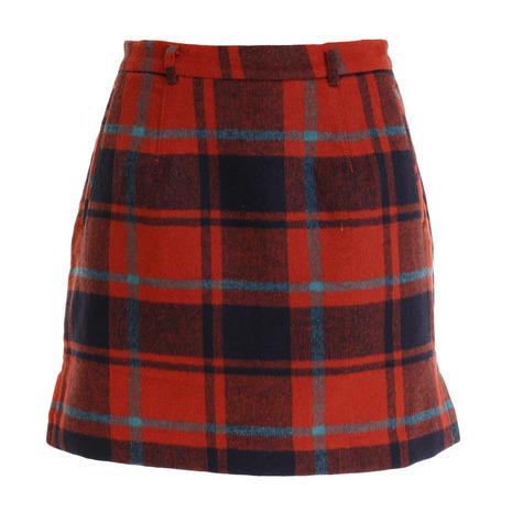 リエンダ スエルタ(rienda suelta) ゴルフウェア スカート RS-10107092-RED (Lady's)
