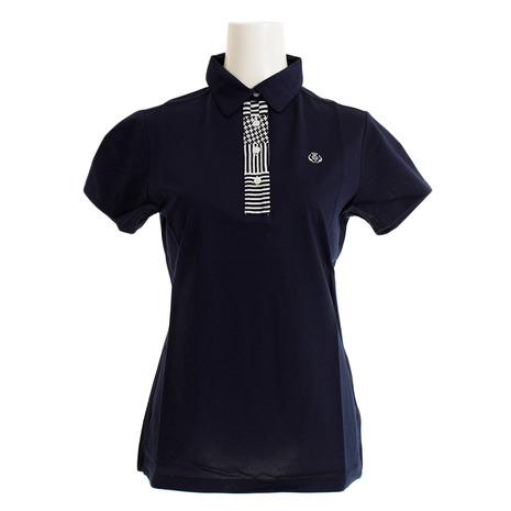 セントアンドリュース(ST.ANDREWS) ゴルフウェア White Label COOLハイゲージハニカムシャツ 043-9160452-120 Label (Lady's) White (Lady's), 稲葉納豆工業所:3ebea215 --- sunward.msk.ru