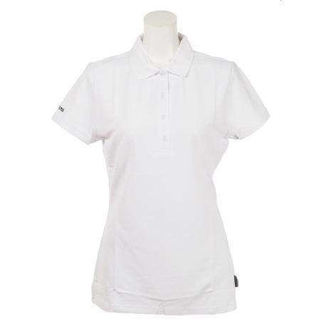 【ポイント最大29倍!0のつく日限定!エントリー要】COLMAR 【多少の傷汚れありの為大奉仕】ゴルフウェア レディース L半袖ポロ 8782-5SU8B-CL01 半袖 シャツ (Lady's)