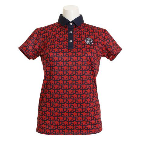 アンパスィ(and per se) 半袖ポロシャツ A9718FSP140 半袖 (Lady's)