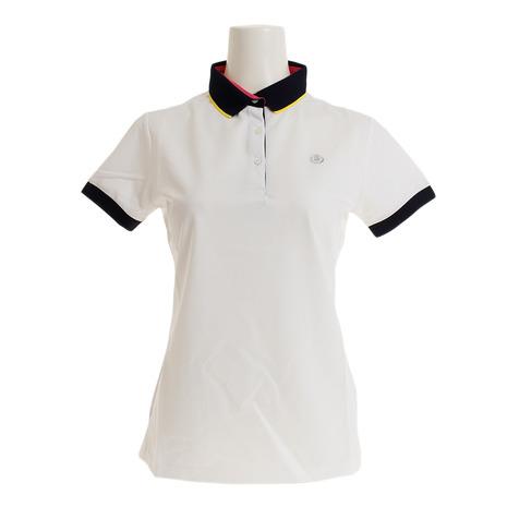 セントアンドリュース(ST.ANDREWS) White Label COOLMAXハイゲージハニカムポロ 043-9160252-030 (Lady's)