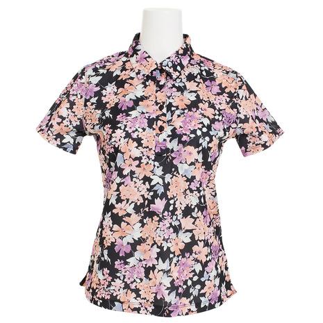 リエンダ スエルタ(rienda suelta) 半袖ポロシャツ RS-00206141-BK(レディース) (Lady's)