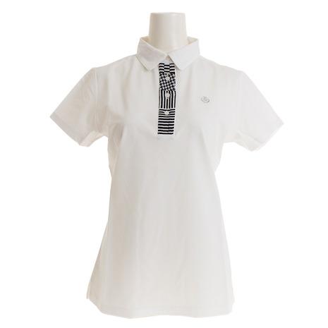 セントアンドリュース(ST.ANDREWS) ゴルフウェア ゴルフウェア White (Lady's) Label COOLハイゲージハニカムシャツ 043-9160452-030 043-9160452-030 (Lady's), ガモウグン:ae468ed4 --- sunward.msk.ru