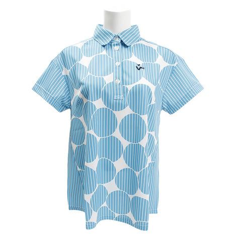 ビバハート(VIVA HEART) ポルカDO 半袖Tシャツ 012-27243-093 半袖 (Lady's)