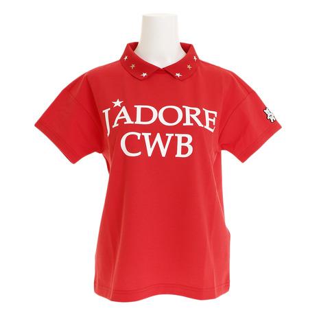 キャロウェイ(CALLAWAY) Bearファイン 鹿の子ポロシャツ 241-8251801-100 (Lady's)