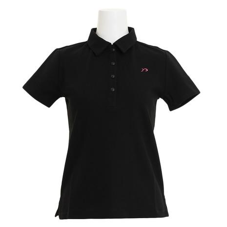 リエンダ スエルタ(rienda suelta) 半袖ポロシャツ RS-8020712-BLK(レディース) (Lady's)