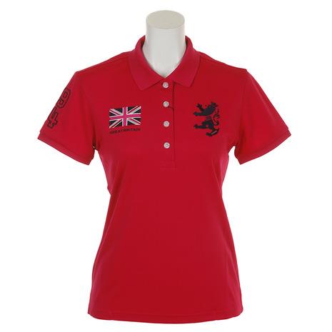 アドミラル(Admiral) 半袖ポロシャツ フラッグ   ADLA834-PNK(レディース) (Lady's)