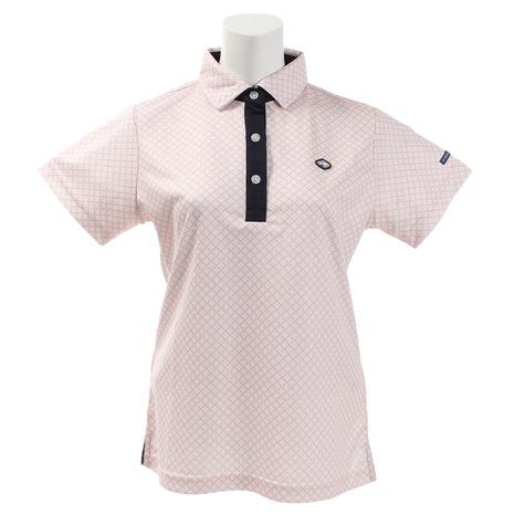 フィドラ(FIDRA) ゴルフウェア レディース PNK ミニフラワー ミニフラワー 半袖ポロシャツ FI51UG09 PNK (Lady's) (Lady's), イーネポク:714d9f38 --- sunward.msk.ru