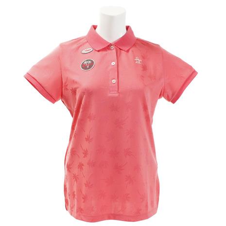 マンシングウエア(MUNSING ジャカード WEAR) ゴルフウェア レディース ゴルフウェア パームツリー柄 ジャカード MGWNJA05X-RD00 レディース (Lady's), TRANCESS:51b1824b --- sunward.msk.ru
