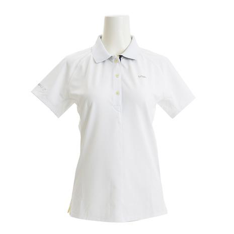 ザ・ワープ・バイ・エネーレ(The Warp By Ennerre) 東北福祉モデルシャツ 122-23541-05 半袖 (Lady's)